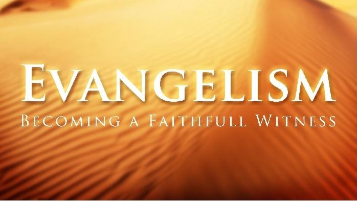 Four Key Evangelism Ministries