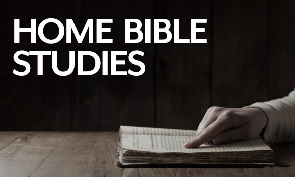 Promoting Home Bible Study Ministry