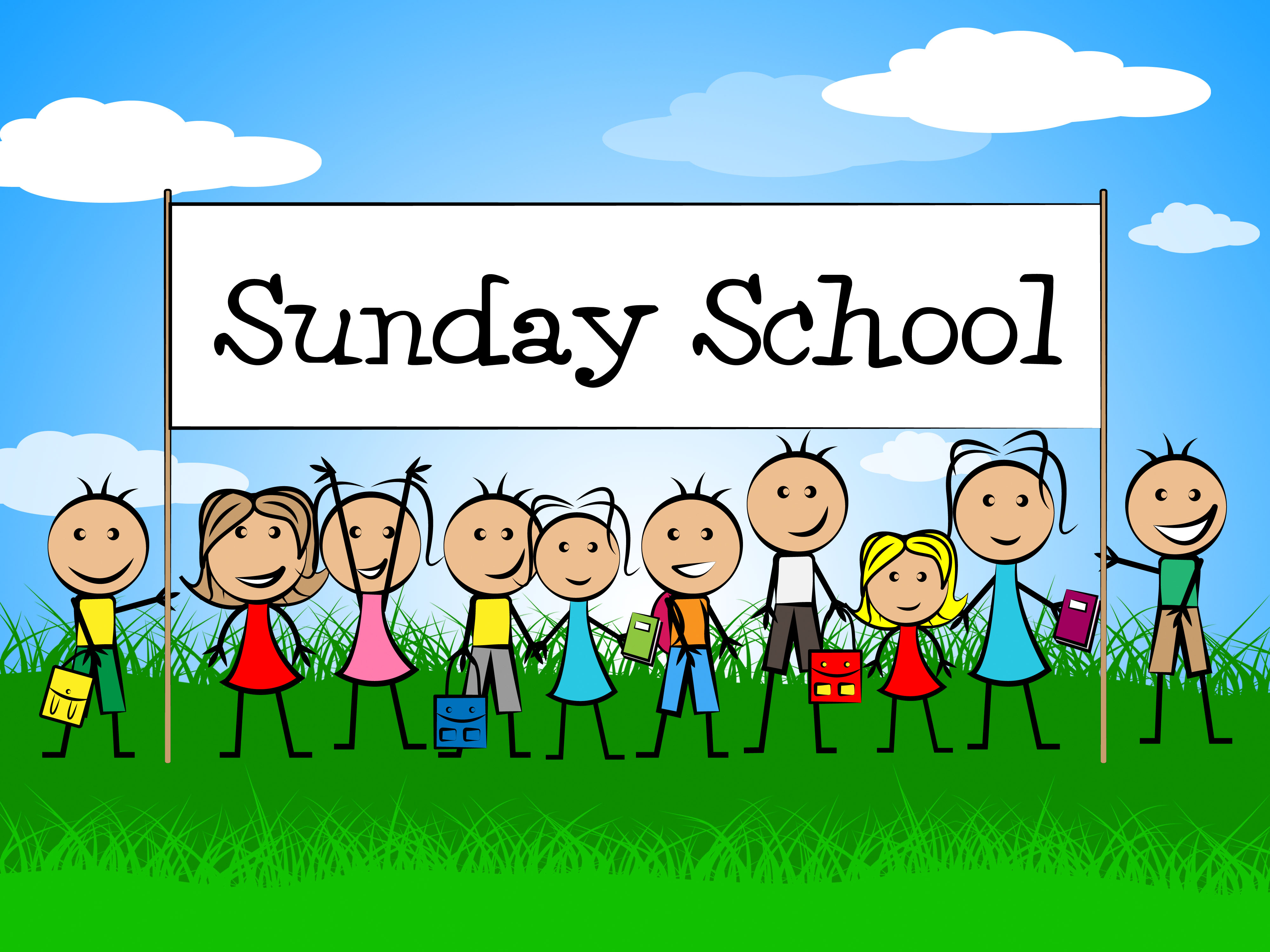"THE ""END TIME REVIVAL"" SUNDAY SCHOOL CONTEST"